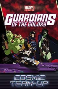 [Marvel Universe: Guardians Of The Galaxy: Cosmic Team Up (Digest) (Product Image)]