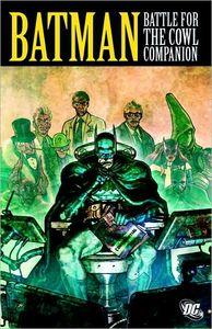 [Batman: Battle For The Cowl Companion (Product Image)]