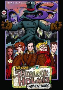 [Young Sherlock Holmes Adventures (Product Image)]
