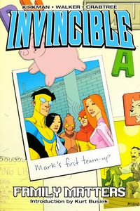 [Invincible: Volume 1: Family Matters (Product Image)]