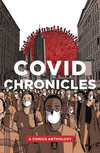 [Covid Chronicles: A Comics Anthology (Product Image)]