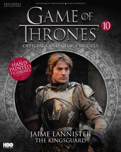 [Game Of Thrones: Model Collection Magazine #10 Jaime Lannister (Product Image)]