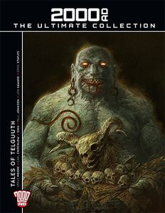 [2000AD: Ultimate Collection: Volume 108 (Product Image)]