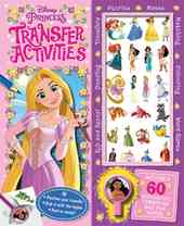 [The cover for Disney Princess: Transfer Activities]
