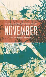 [November: Volume 2 (Hardcover) (Product Image)]