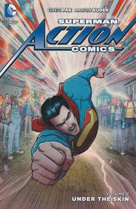 [Superman: Action Comics: Volume 7: Under The Skin (Product Image)]