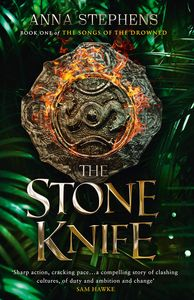 [The Songs Of The Drowned: Book 1: The Stone Knife (Product Image)]
