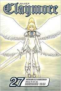 [Claymore: Volume 27 (Product Image)]