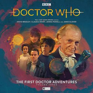 [Doctor Who: The First Doctor Adventures: Volume 3 (Product Image)]