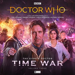 [The Eighth Doctor: The Time War: Series 3 (Product Image)]