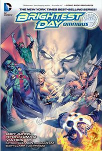 [Brightest Day: Omnibus (Hardcover) (Product Image)]