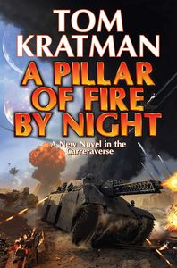 [A Pillar Of Fire By Night (Hardcover) (Product Image)]