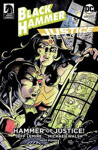 [Black Hammer/Justice League #3 (Cover B Powell) (Product Image)]