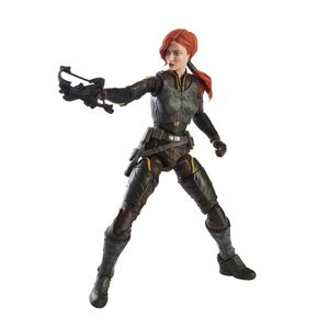 [G.I. Joe: Classified: Snake Eyes Movie: Action Figure: Scarlett (Product Image)]