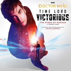 [Doctor Who: Time Lord Victorious: The Minds Of Magnox (Product Image)]
