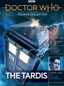 [Doctor Who: Tardis Police Boxes #1: Tardis The 11th Doctor (Product Image)]