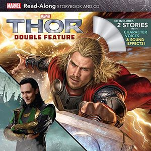 [Thor: Double Feature Read-Along Storybook & Cd (Product Image)]