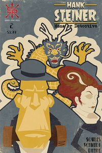 [Hank Steiner: Monster Detective #2 (Product Image)]