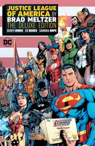 [Justice League Of America By Brad Meltzer (Deluxe Edition Hardcover) (Product Image)]