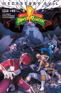 [Mighty Morphin Power Rangers #43 (Cover A Campbell) (Product Image)]