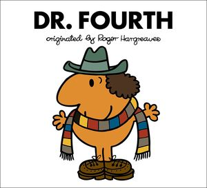 [Doctor Who: Mr. Men: Dr. Fourth (Product Image)]