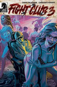 [Fight Club 3 #9 (Cover B Morris) (Product Image)]