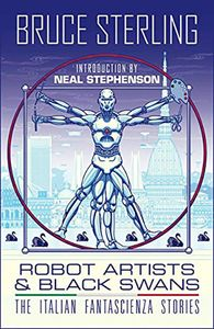 [Robot Artists & Black Swans: The Italian Fantascienza Stories (Hardcover) (Product Image)]