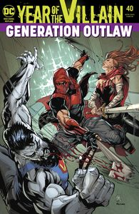 [Red Hood: Outlaw #40 (Yotv) (Product Image)]