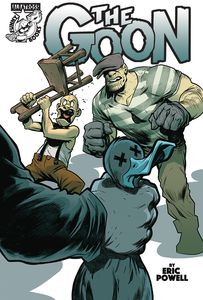 [Goon #14 (Cover A Powell) (Product Image)]