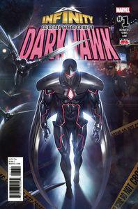 [Infinity Countdown: Darkhawk #1 (Product Image)]