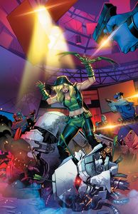 [Robyn Hood: Justice #6 (Cover D Coccolo) (Product Image)]