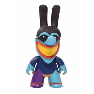 [The Beatles: TITANS: 4.5 Inch Yellow Submarine Blue Meanie (Product Image)]