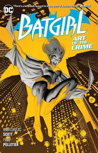 [Batgirl: Volume 5: Art Of The Crime (Product Image)]