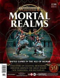 [Warhammer: Age Of Sigmar: Mortal Realms #59 (Product Image)]