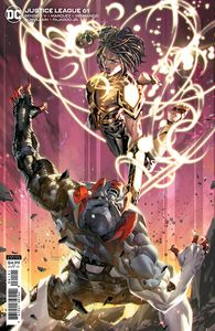 [Justice League: Last Ride #1 (Cover B Miguel Mendonca Card Stock Variant) (Product Image)]