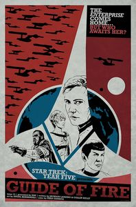 [Star Trek: Year Five #13 (Lendl Variant) (Product Image)]