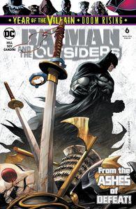[Batman & The Outsiders #6 (YOTV) (Product Image)]