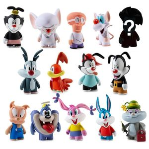[Kidrobot: Tiny Toons & Animaniacs: Mini Figure Series (Product Image)]