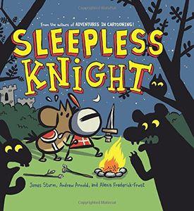[Sleepless Knight (Hardcover) (Product Image)]