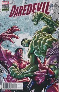 [Daredevil #598 (Hulk Variant) (Legacy) (Product Image)]
