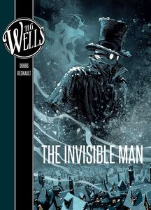 [H. G. Wells: The Invisible Man (Hardcover) (Product Image)]