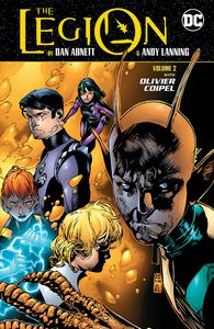 [Legion: By Dan Abnett & Andy Lanning: Volume 2 (Product Image)]