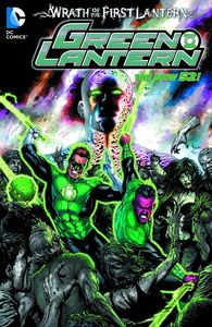[Green Lantern: Wrath Of The First Lantern (N52) (Product Image)]