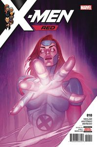 [X-Men: Red #10 (Product Image)]