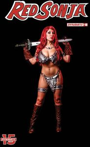 [Red Sonja #10 (Cover E Cosplay) (Product Image)]
