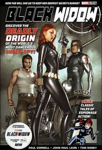 [Marvel Select: Black Widow: Deadly Origins (Product Image)]