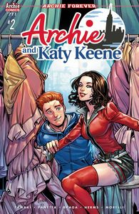 [Archie #711: Archie & Katy Keene: Part 2 (Cover A Braga) (Product Image)]