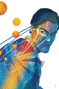 [Firefly: River Run #1 (Cover E Ward Virgin Variant) (Product Image)]
