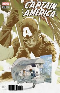 [Captain America #701 (Tedesco Connecting Variant) (Product Image)]