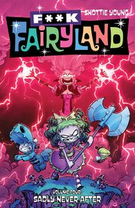 [I Hate Fairyland: Volume 4 (Forbidden Planet Exclusive Signed Mini Print Edition) (Product Image)]